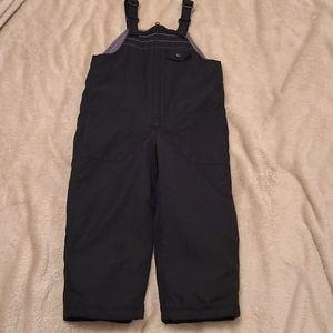 Snowsuit size 4T
